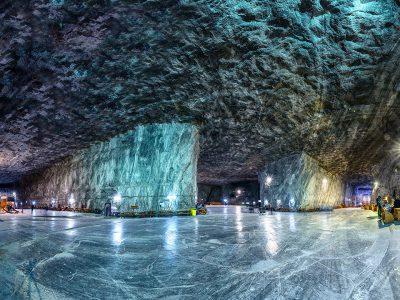 Grotta di Sale di Praid - Romania