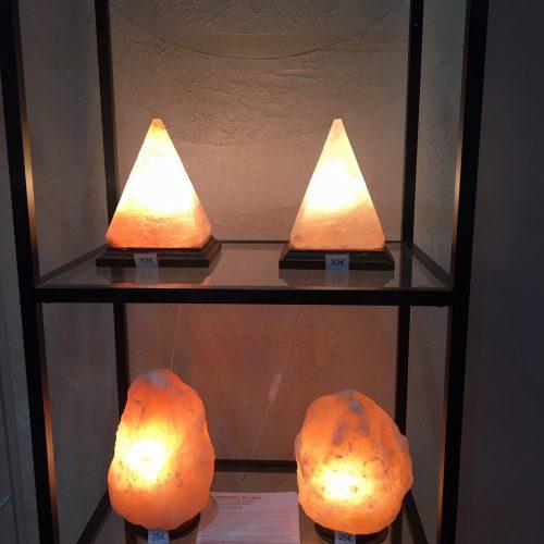 Lampade di sale - Soffio di Sale di Verona